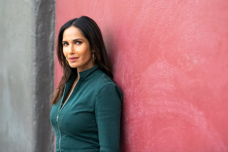 """Padma Lakshmi is the host and executive producer of """"Taste the Nation"""" on Hulu and """"Top Chef"""" on Bravo, and is the author of several books, including """"The Encyclopedia of Spices and Herbs."""""""