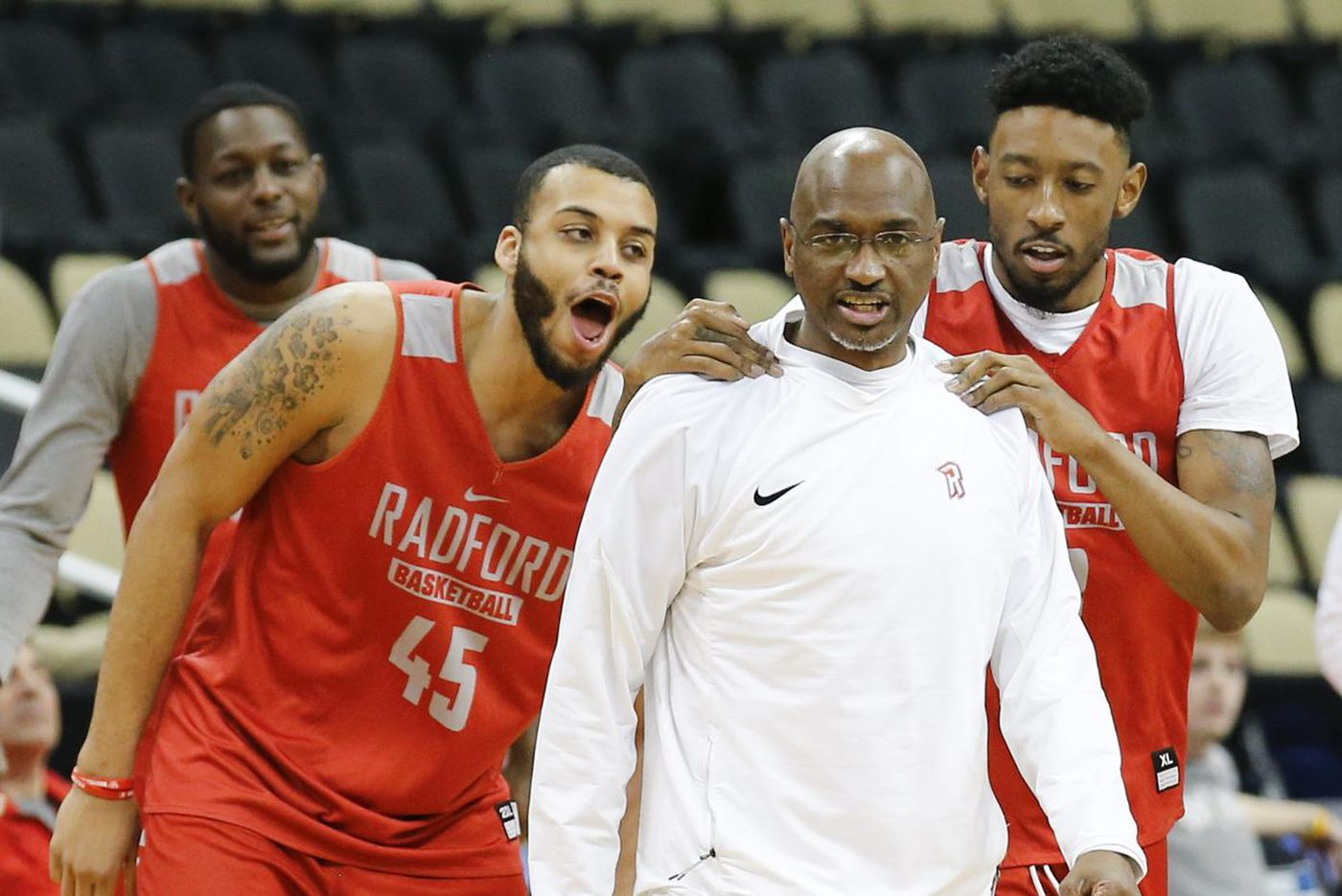 Radford dreaming loudly about game with Villanova in March Madness
