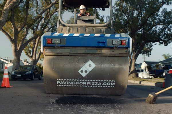 Domino's Pizza fixing potholes is an ominous sign | Opinion