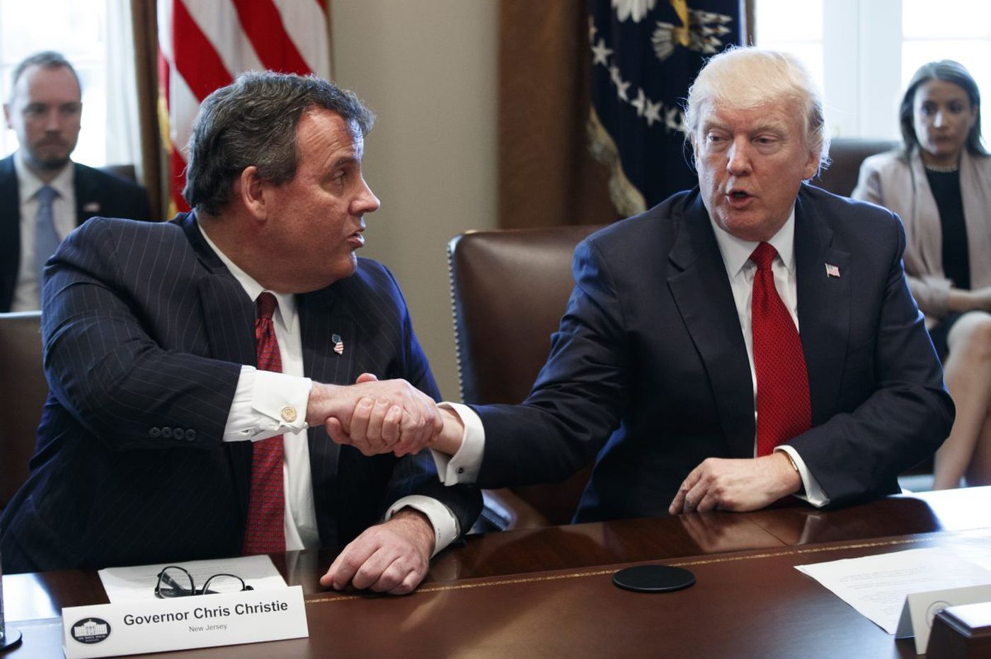 Christie vetoes bill aimed at blocking Trump's travel ban