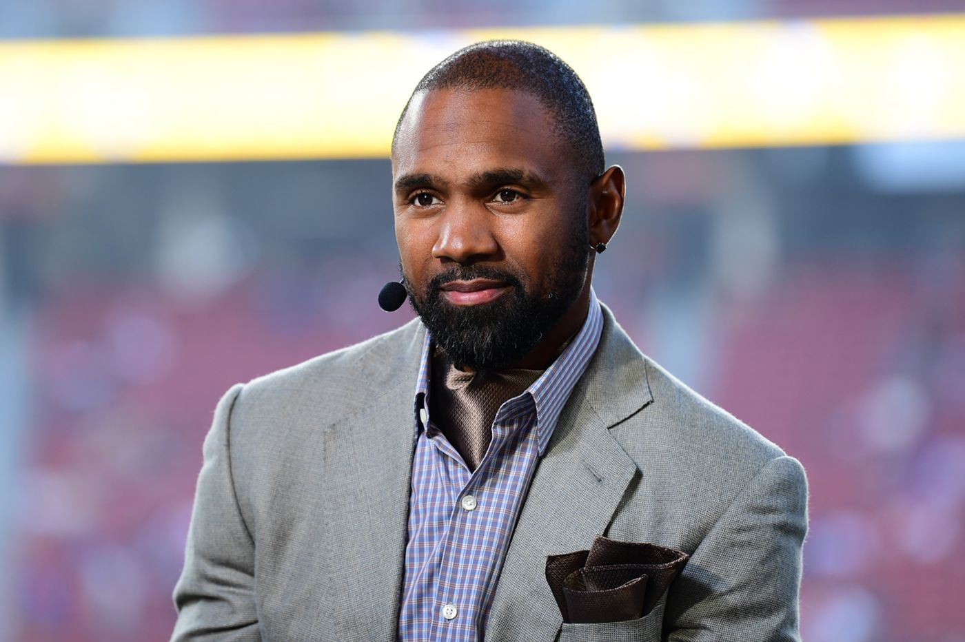 Former NFL star Charles Woodson out at ESPN