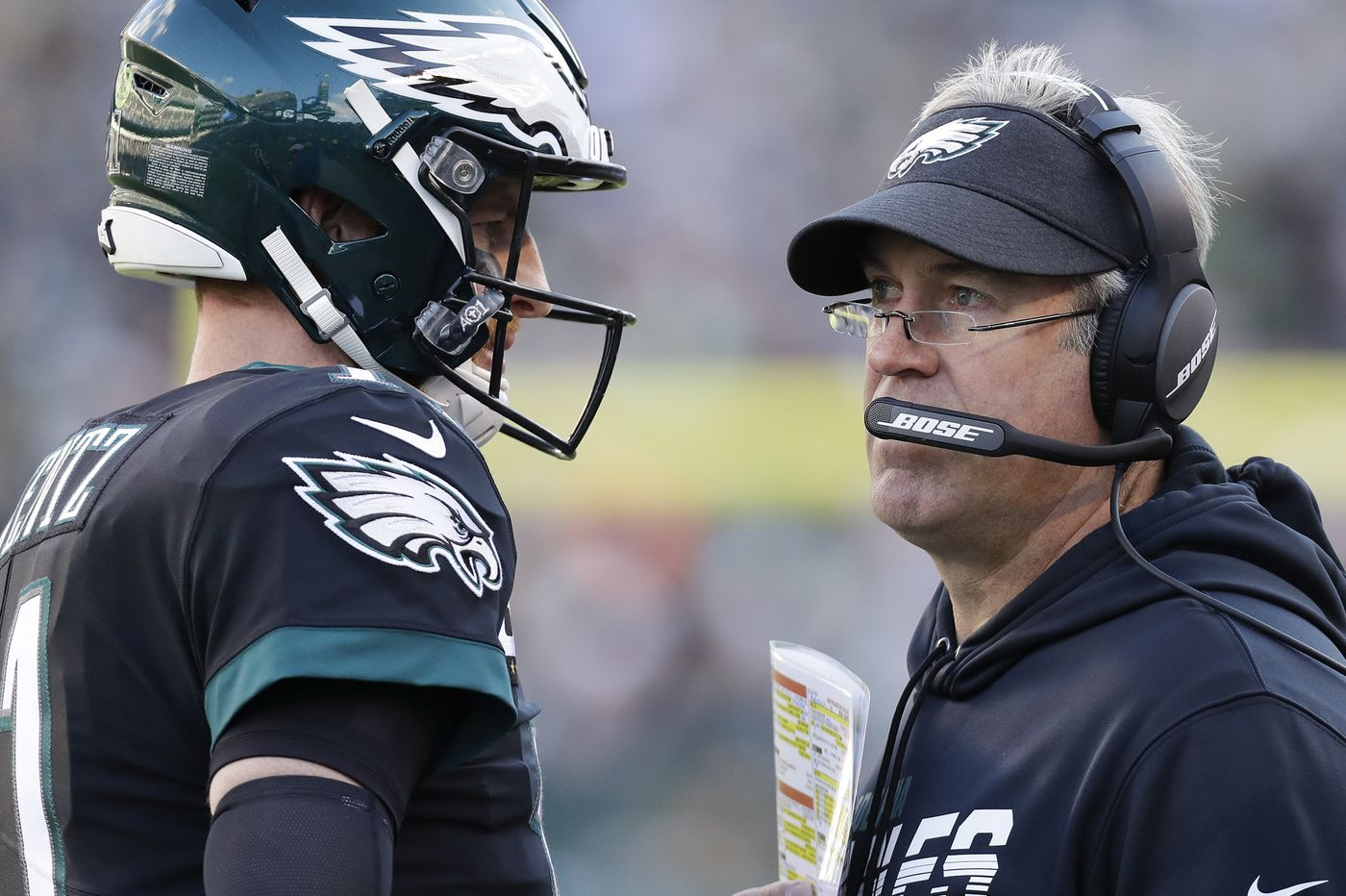 On big weekend for Eagles' playoff picture, let's look at rest of season | David Murphy