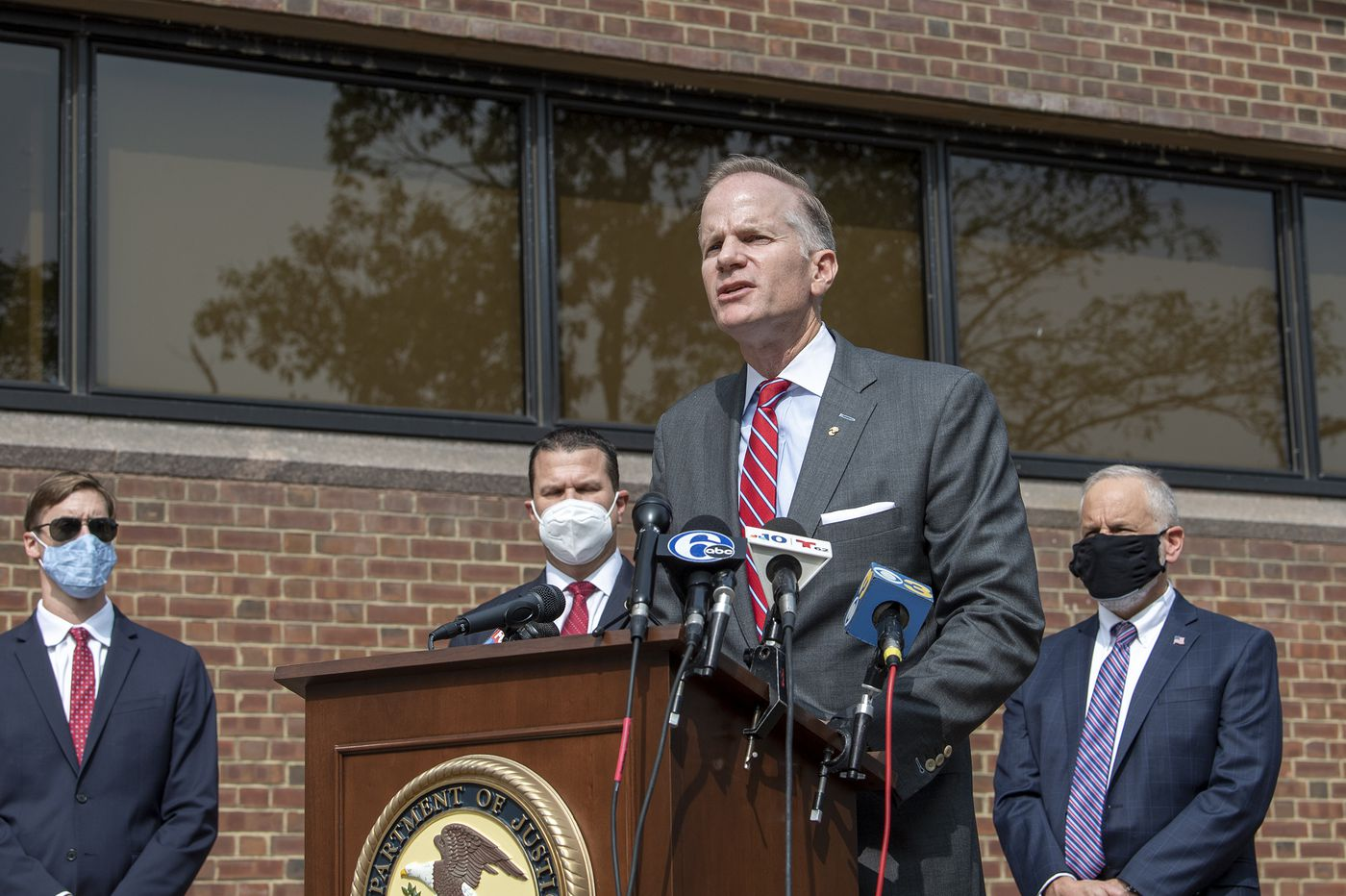 U.S. Attorney William McSwain resigns after a tenure marked by high-profile cases, public feud with Krasner