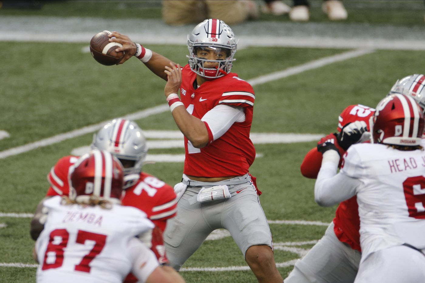 Coronavirus playing havoc with Ohio State's drive to qualify for the Big Ten championship game