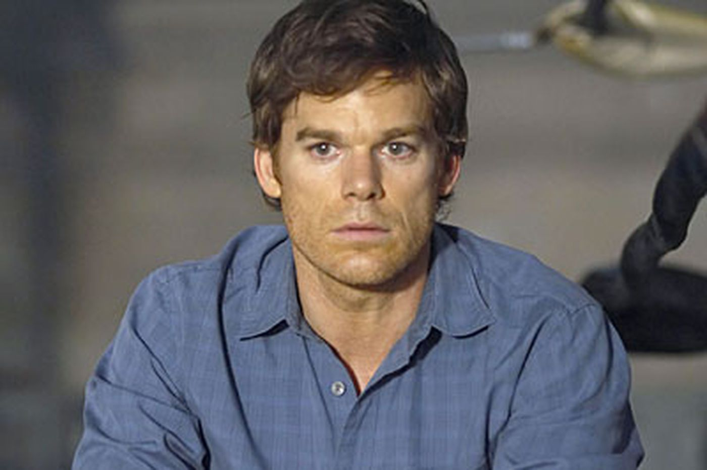 Jonathan Storm: Dexter's a dad and a sleepless serial killer