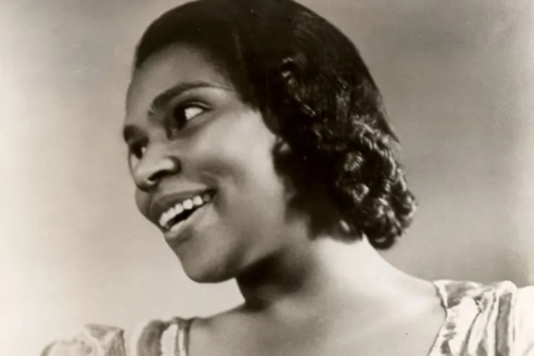 """""""Once in a Hundred Years,"""" The Life & Legacy of Marian Anderson, at the Kimmel Center Feb. 23, 2019"""