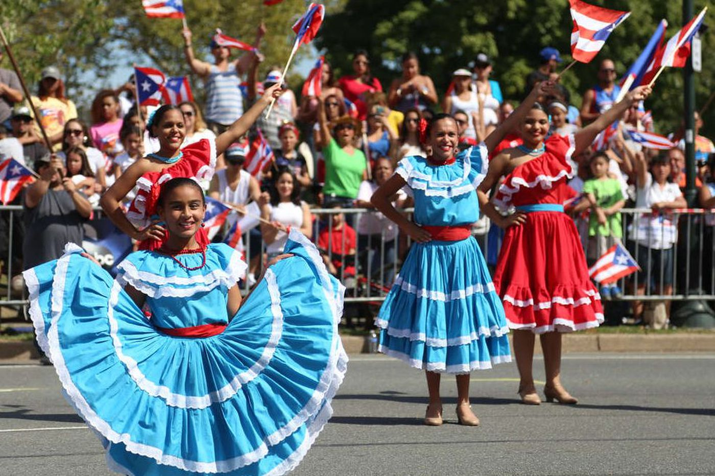 Puerto Rican Day Parade, Fringe's biggest show, a Corgi meetup, and other things to do in Philadelphia Sept. 22 to 28