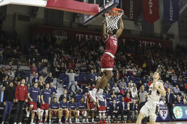Penn clinches final Ivy League tournament berth with 58-51 win over Brown