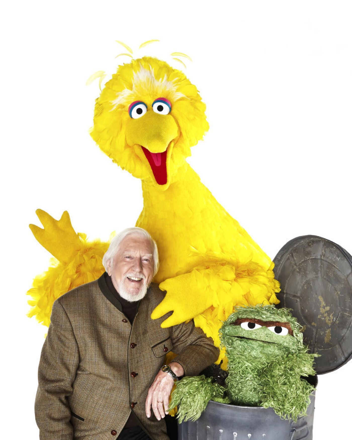 Image result for caroll spinney