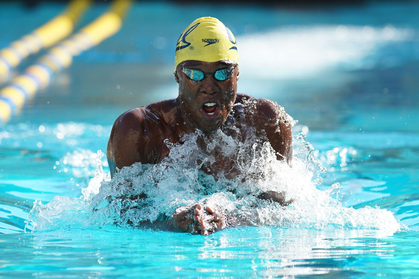 Postponed Olympics won't stop former Penn Charter swimmer Reece Whitley's pursuit of history