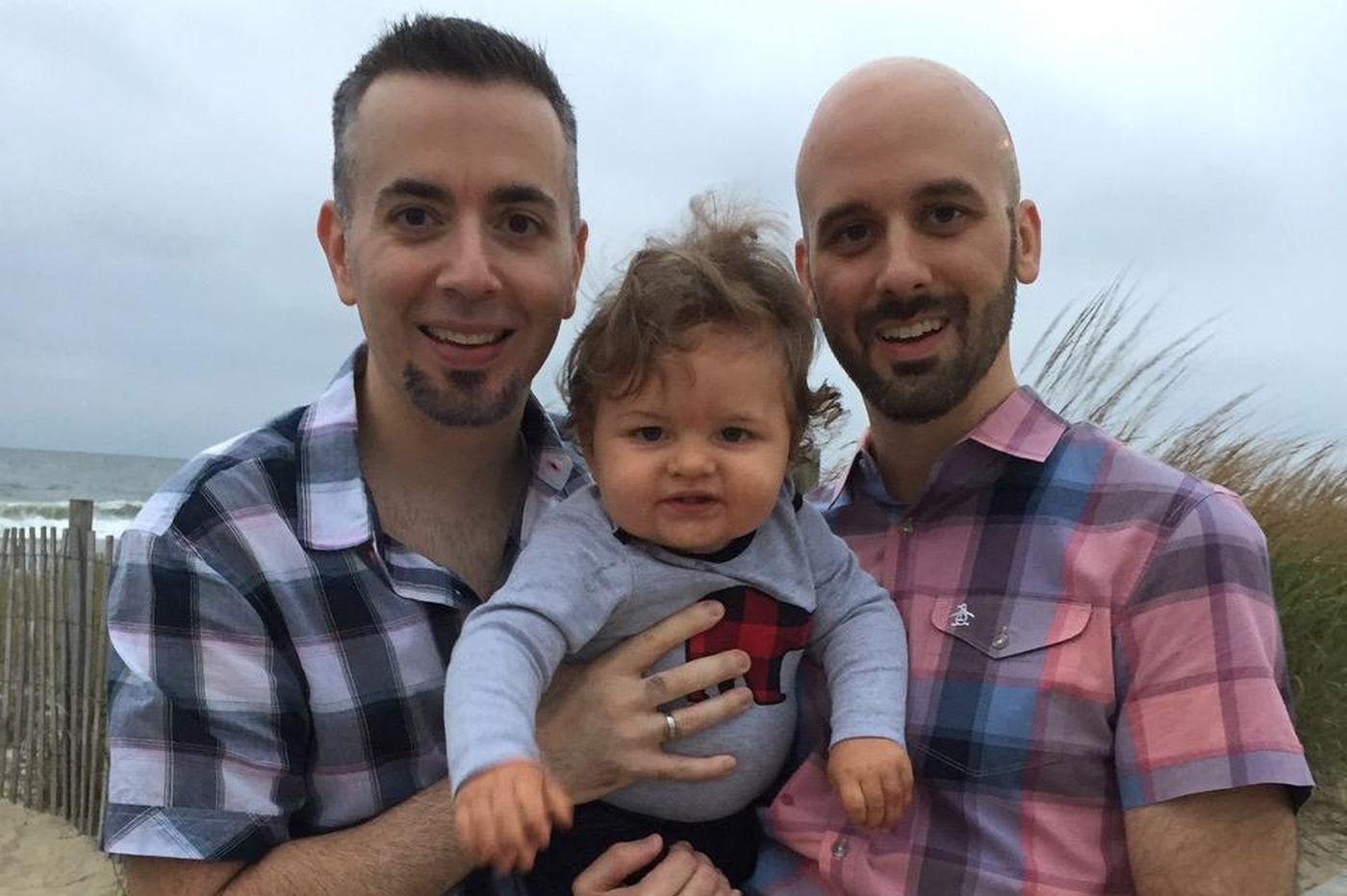 The Parent Trip: Brian Collins and Fred Cusick Jr. of Passyunk Square