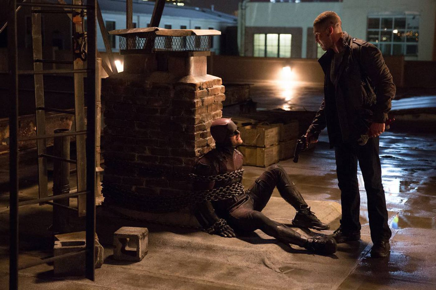 'Daredevil' takes some hits in return to Netflix