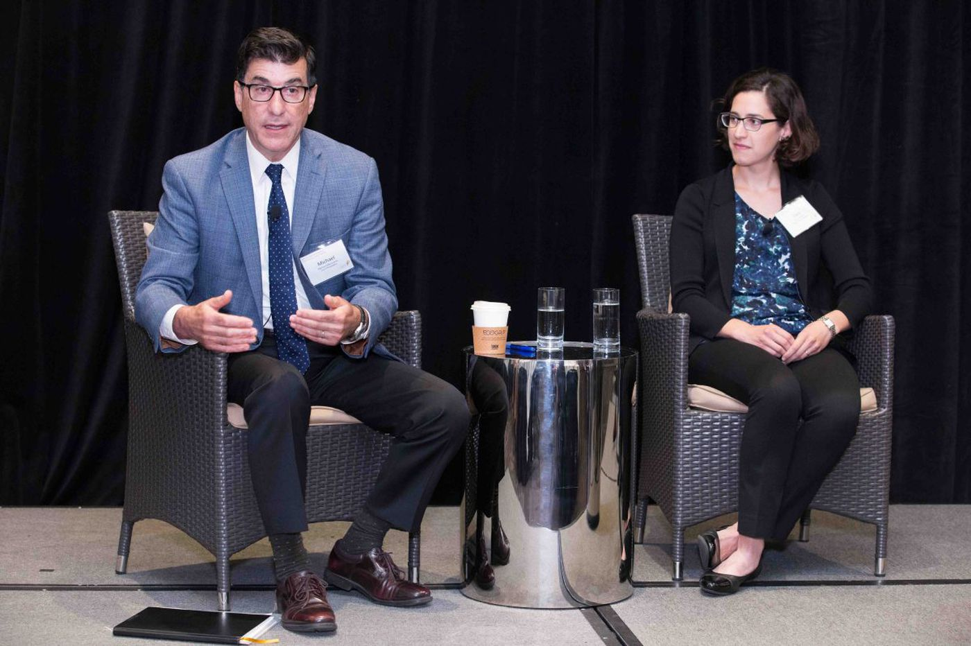 Conference focuses on building partnerships with urban libraries