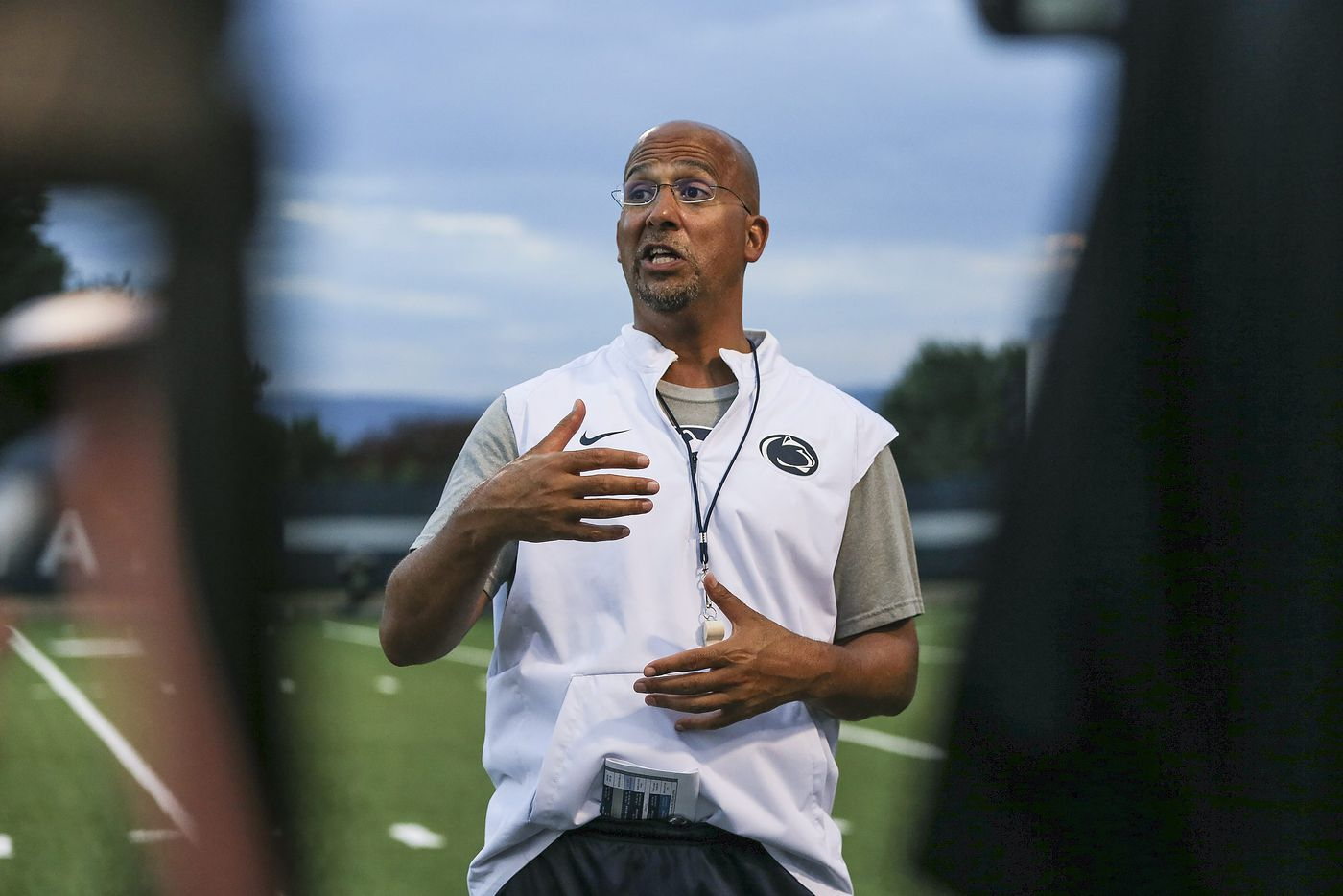 Penn State's James Franklin overrated? Relax, Nittany Nation.