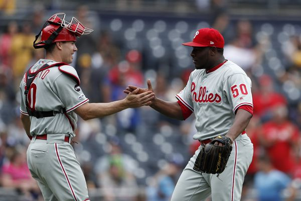 Phillies likely headed to arbitration hearings with J.T. Realmuto, Hector Neris; reach agreement with four players
