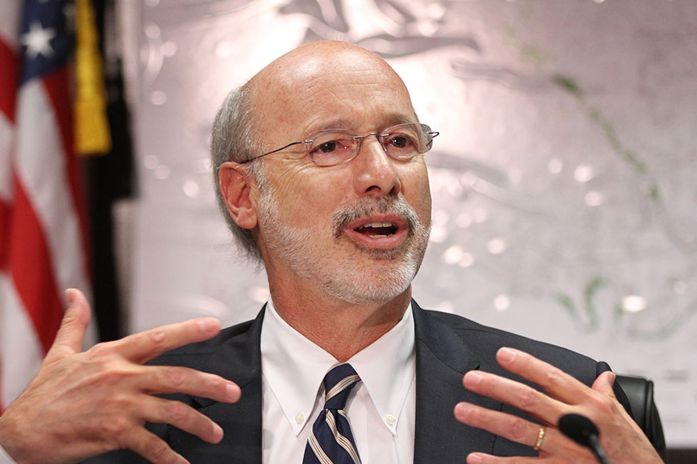 In latest plan, Wolf backs off Pa. sales tax hike