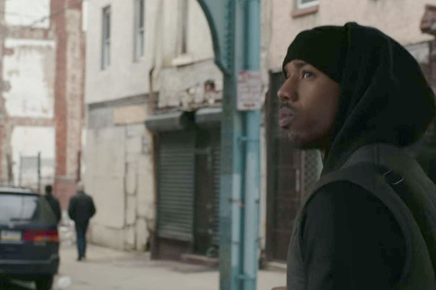 'Creed' stays true to Rocky's real city
