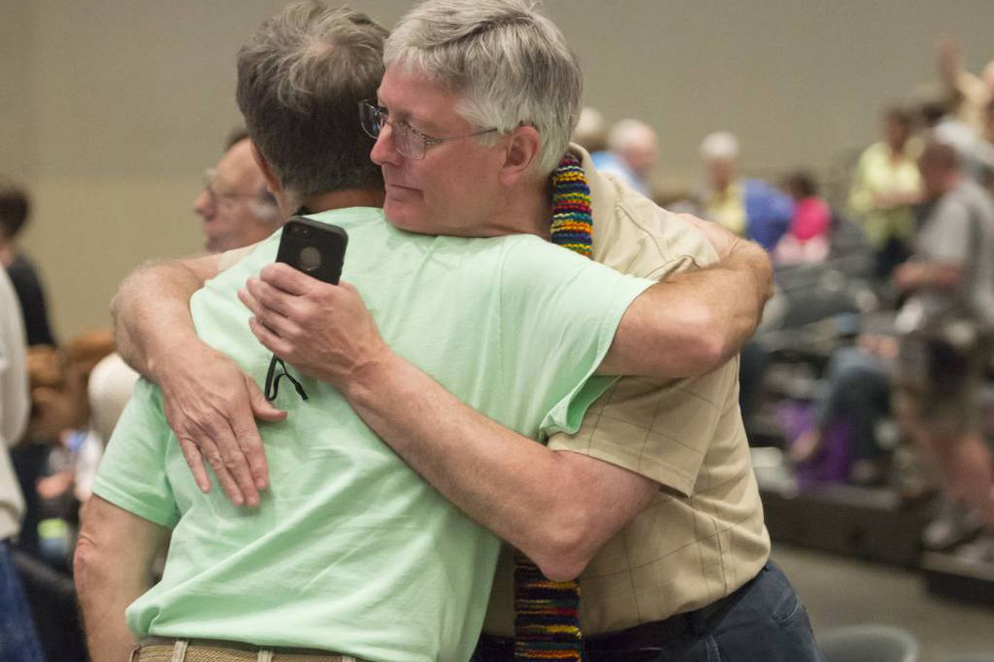 Gay marriage wins Presbyterian vote
