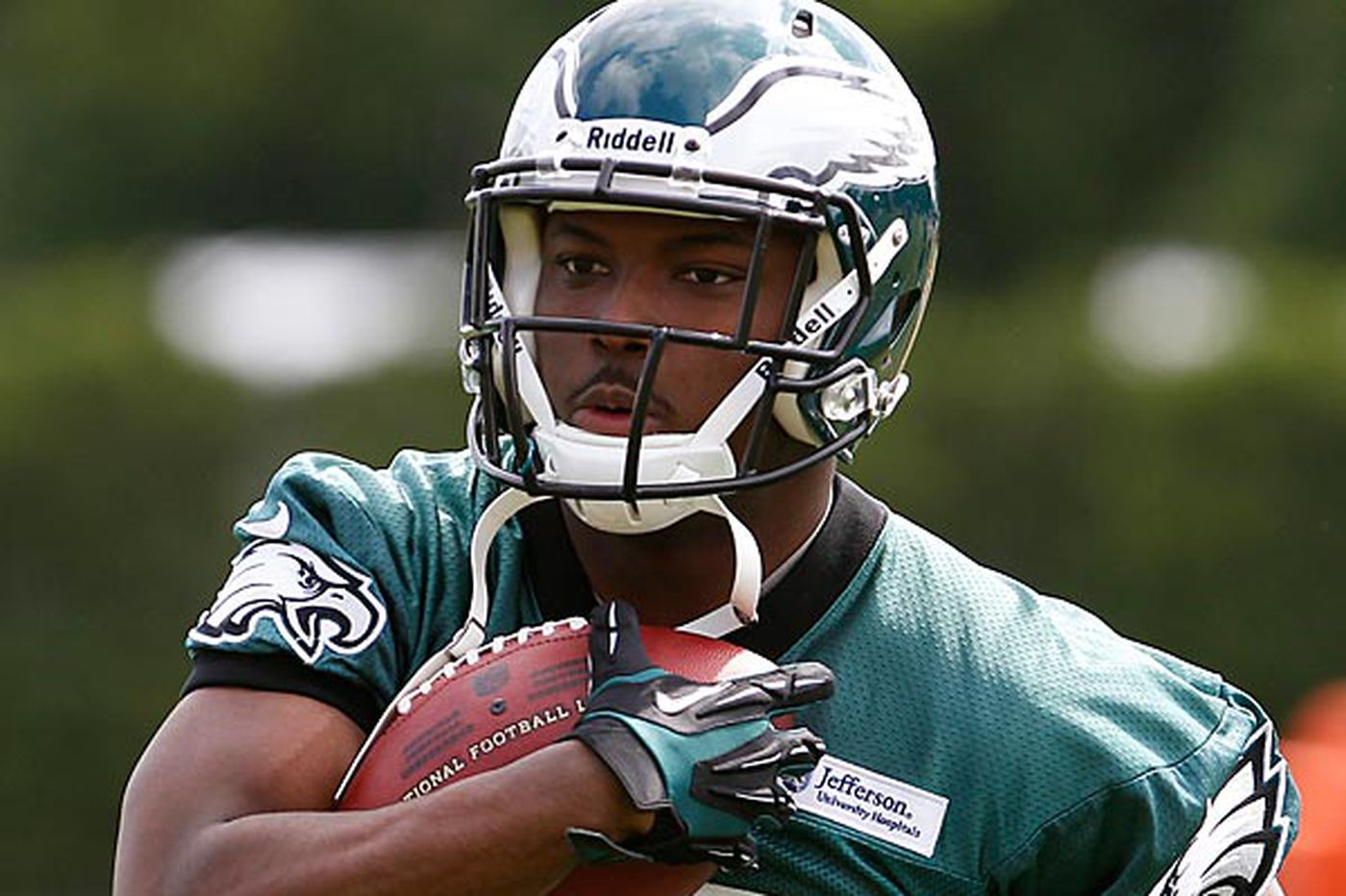 Woman sues LeSean McCoy after alleged incident on bus