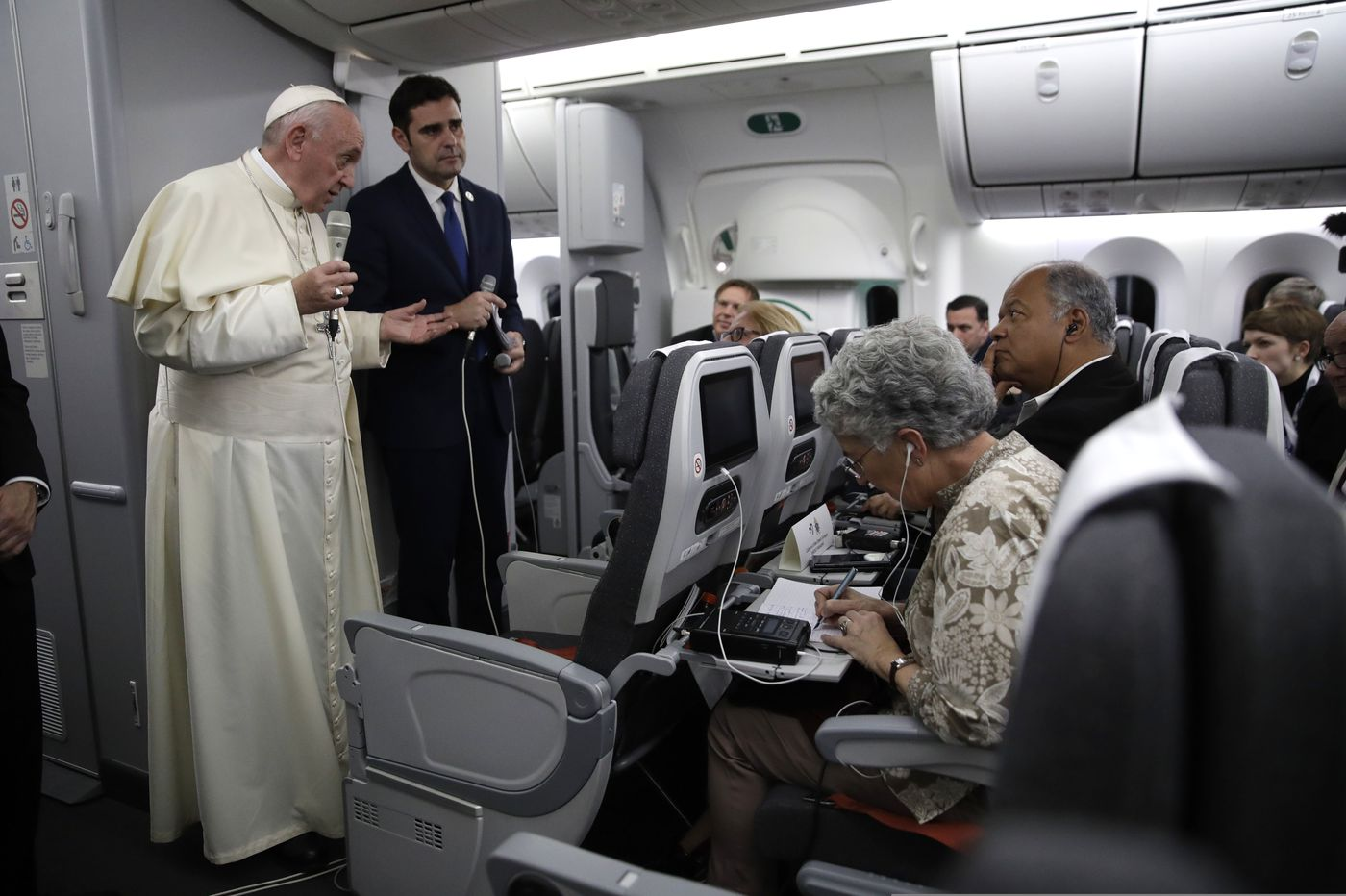Pope lowers expectations for next month's sex abuse summit