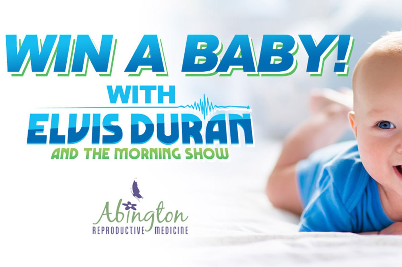 Q102 radio station offer: Win a 'beautiful, brand new baby!'