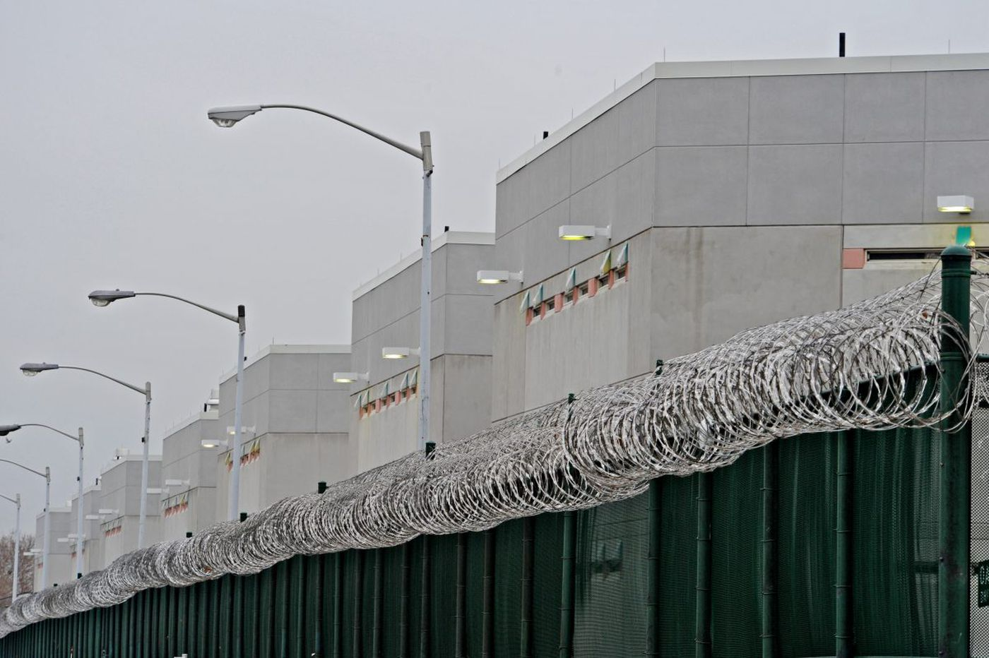 Was shooting by Philadelphia prison guard result of lax security?