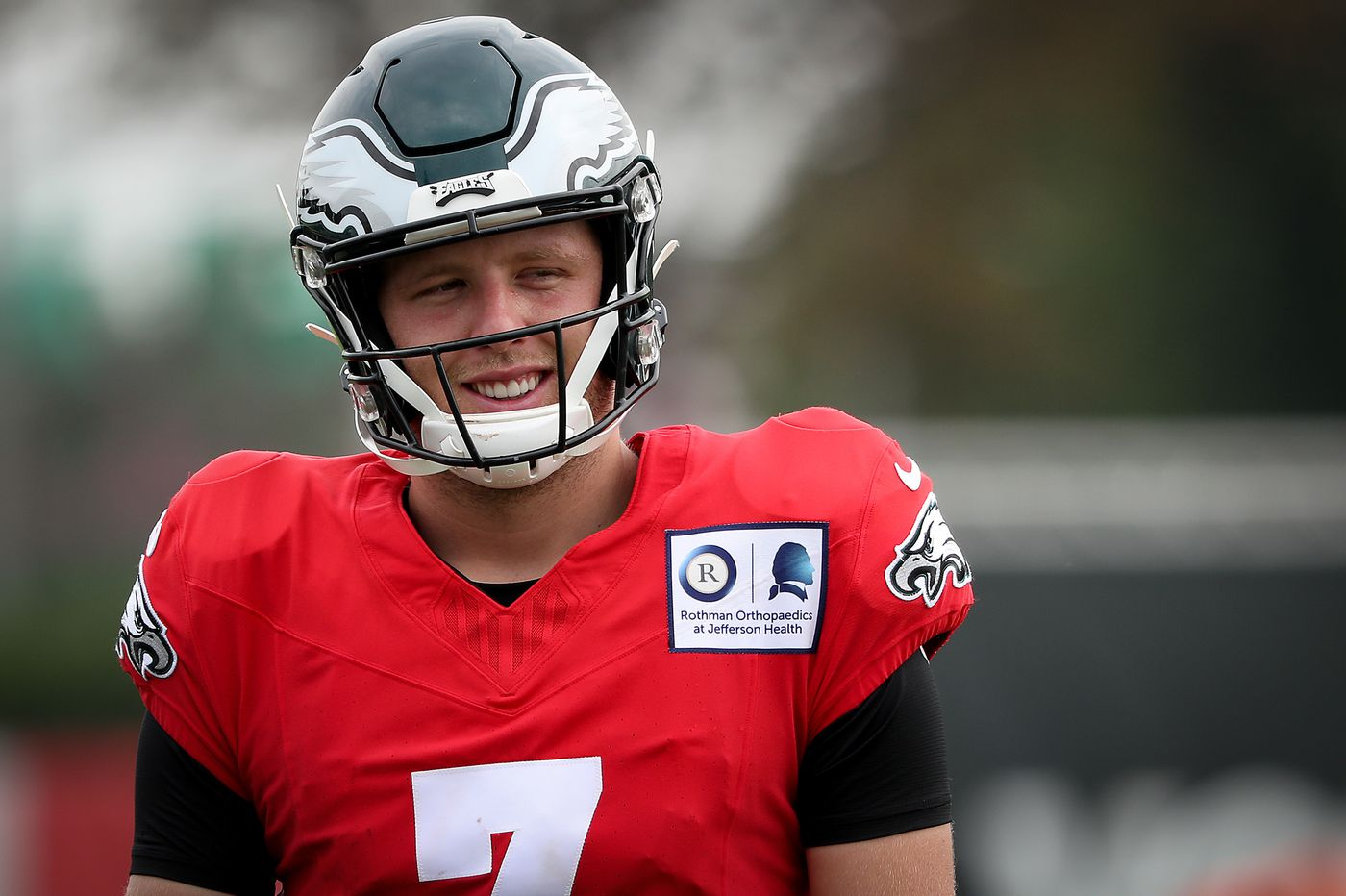 Can Nate Sudfeld fill Nick Foles' shoes as Carson Wentz's backup? His first test is here.