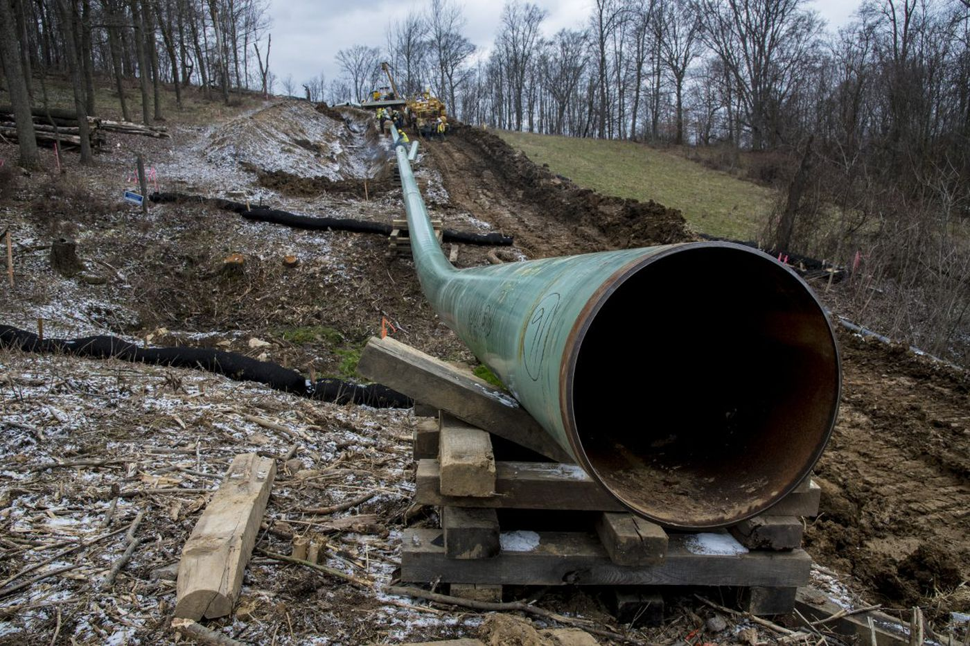 Local officials press Sunoco Pipeline to address water problem