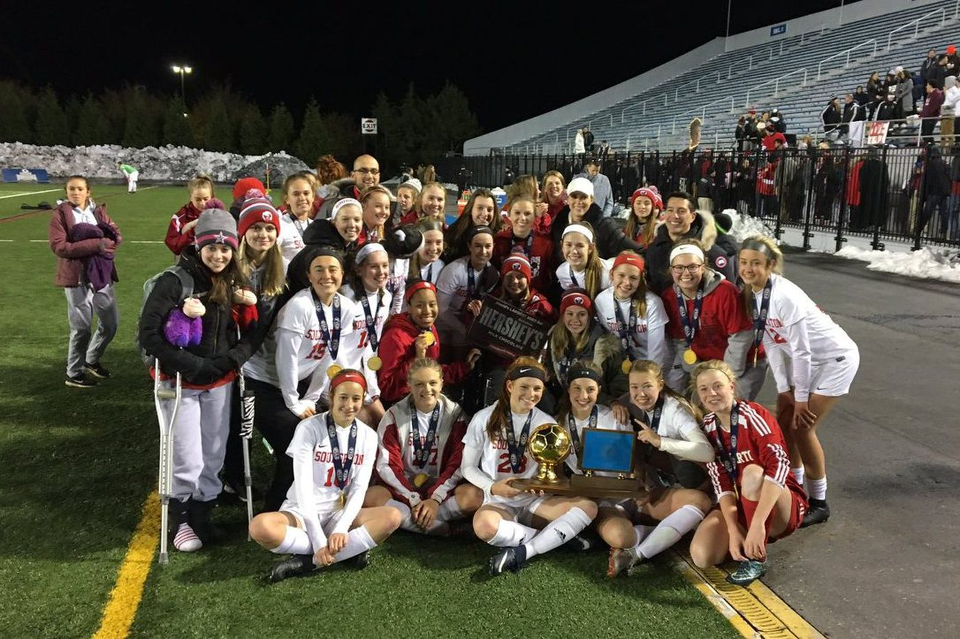 Saturday's Southeastern Pa. roundup: Souderton girls' soccer beats Pennridge to capture the state championship