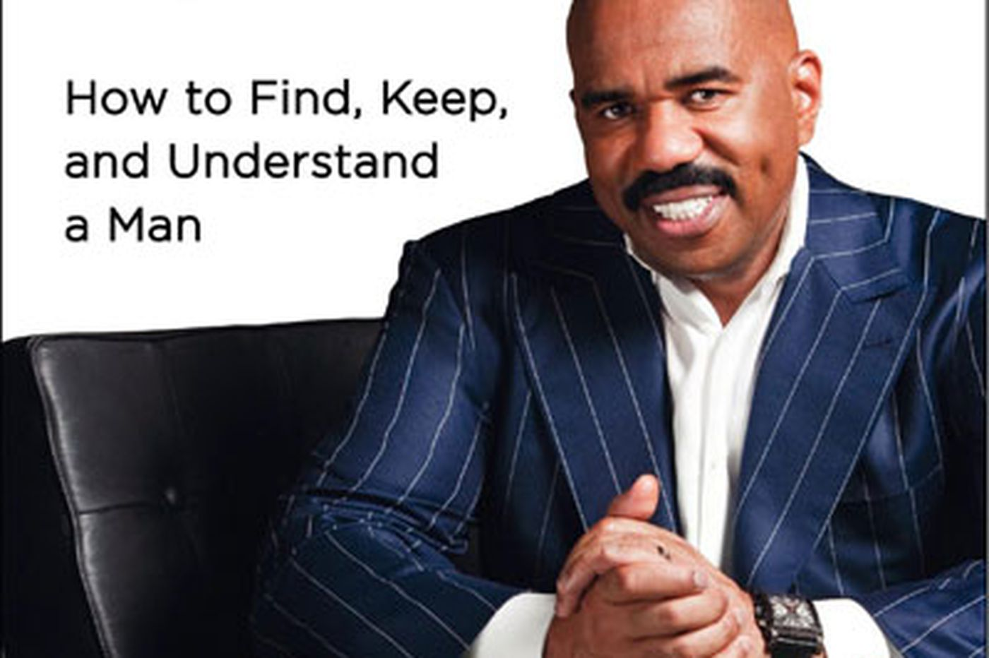 Steve Harvey's book 'Act Like a Lady, Think Like a Man' debuts in theaters Friday