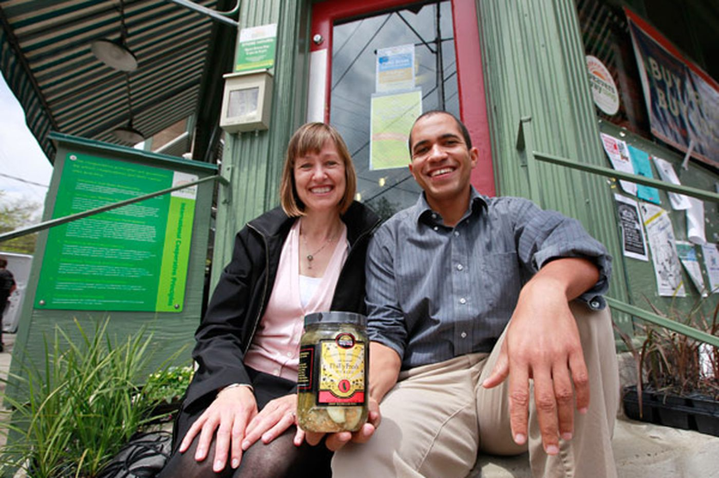 Diane Mastrull: A business fueled on pickle power