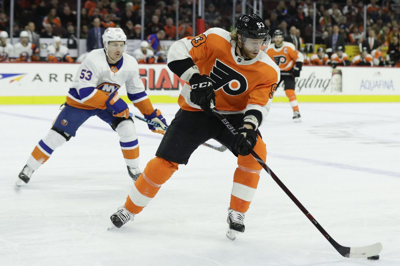 Flyers feel good at NHL All-Star break, but division rivals loom in Stanley Cup playoffs chase