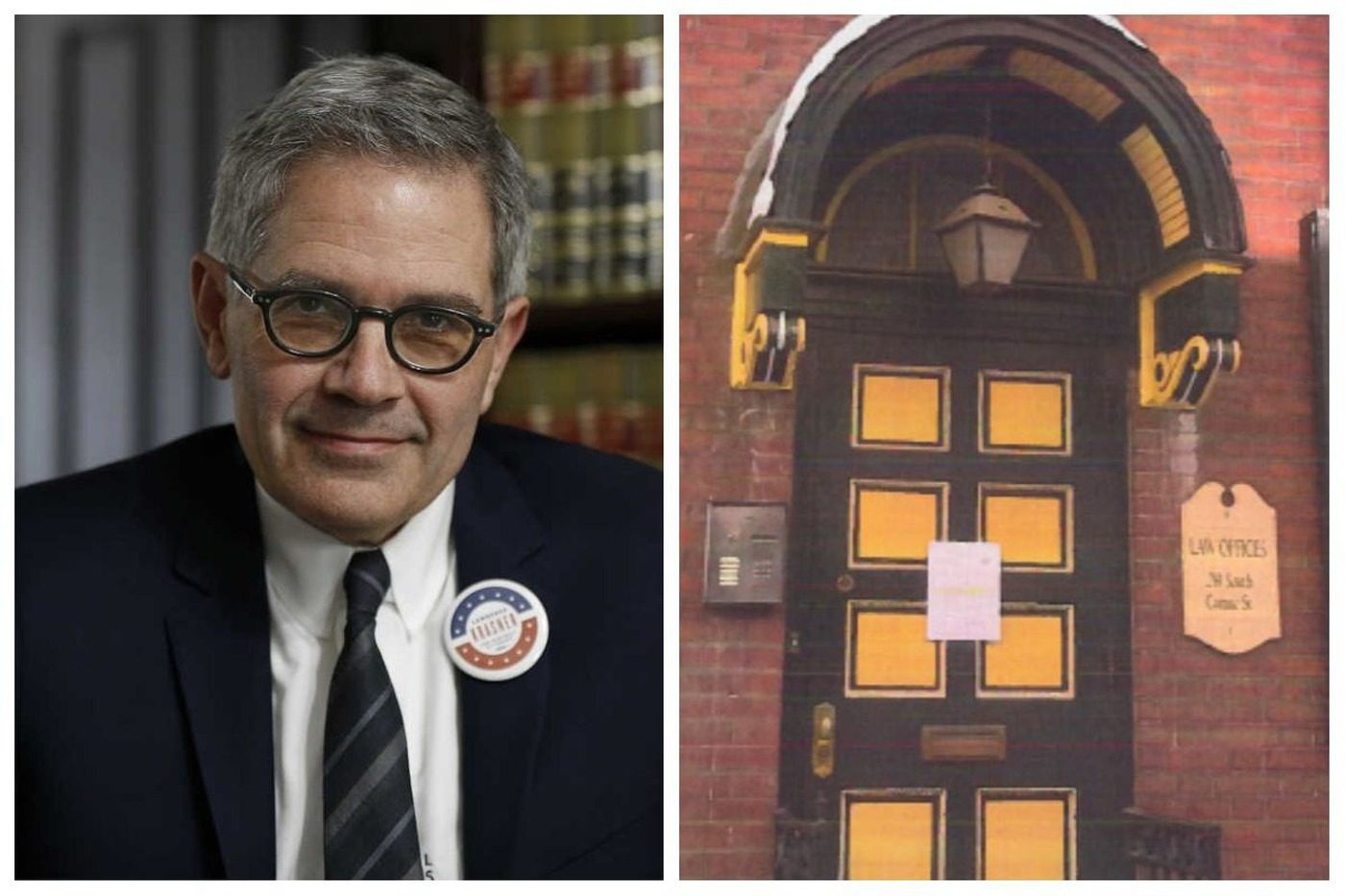 Philly DA Krasner's company owed $37K in property taxes in 2015
