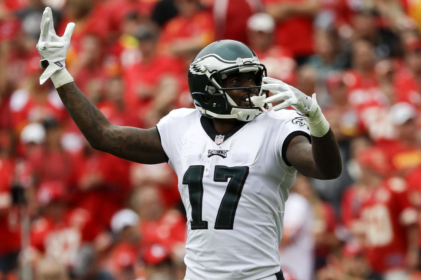 Alshon Jeffery's surgery should make a very good Eagles receiving corps even better | Eagles offseason preview