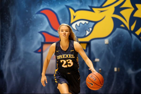 Bailey Greenberg wants to help Drexel jump from the WNIT to the Big Dance | Season preview
