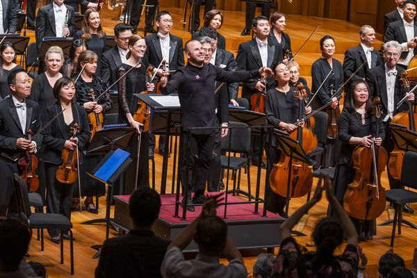 Philadelphia Orchestra will be Asia-bound again this fall