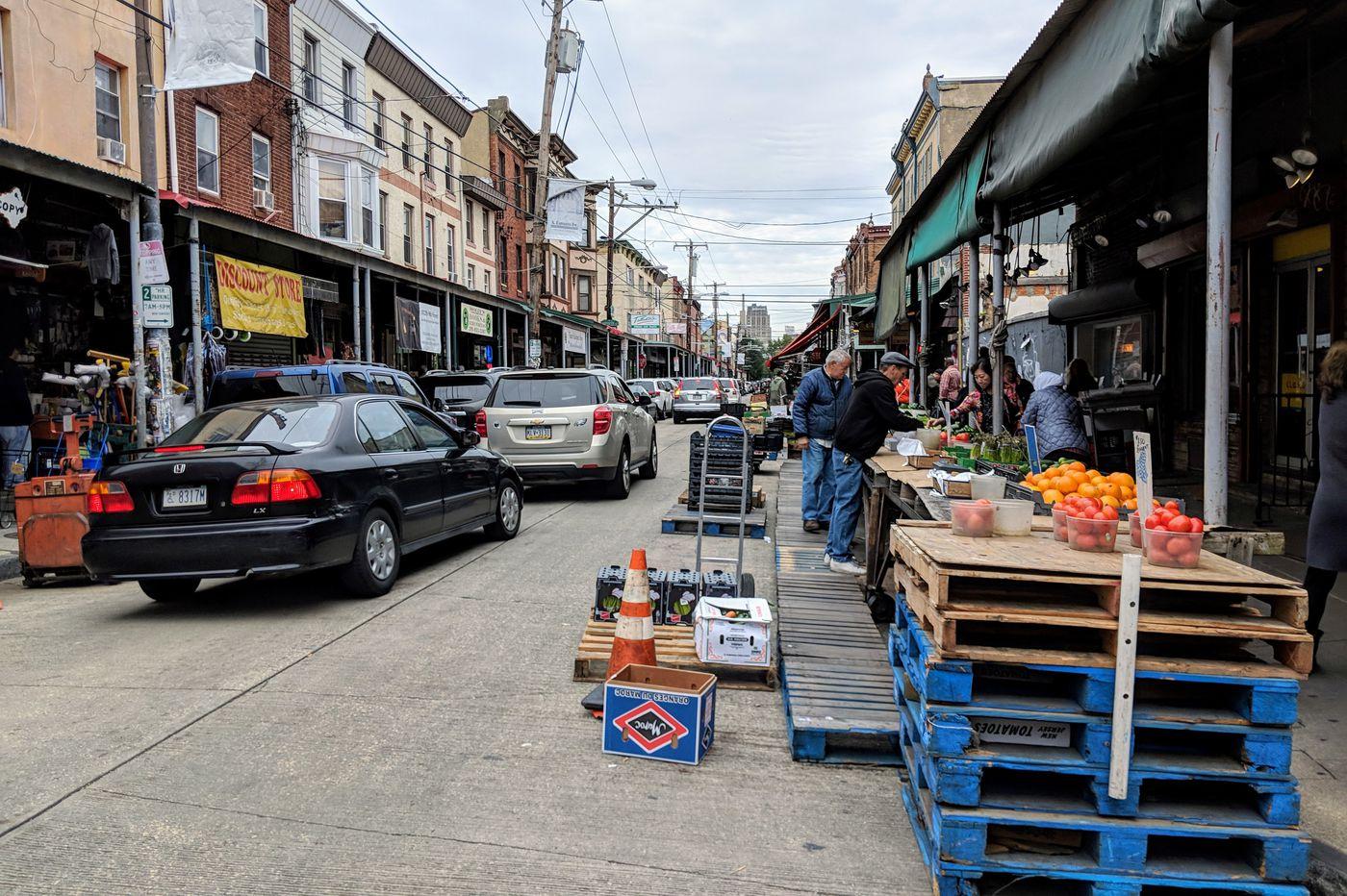 It's time to pedestrianize the Italian Market | Opinion