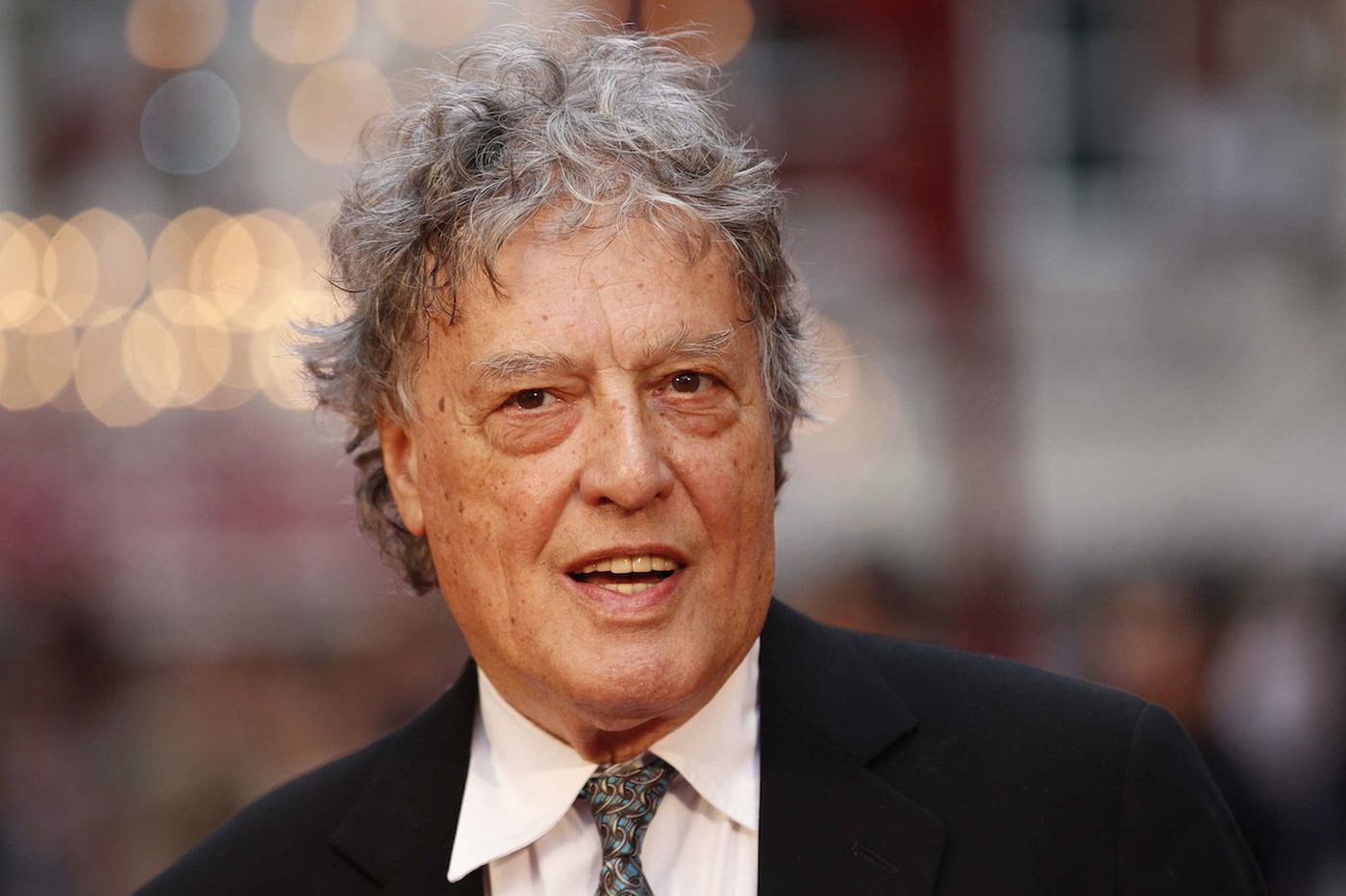 Playwright Stoppard to discuss 'the hard problem'