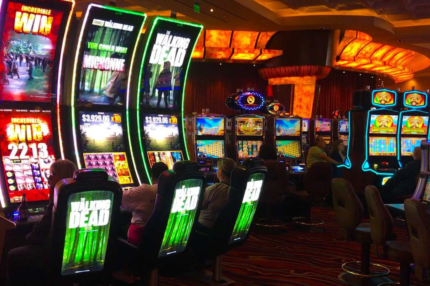 Expanding Parx casino holding job fair to fill 200 positions