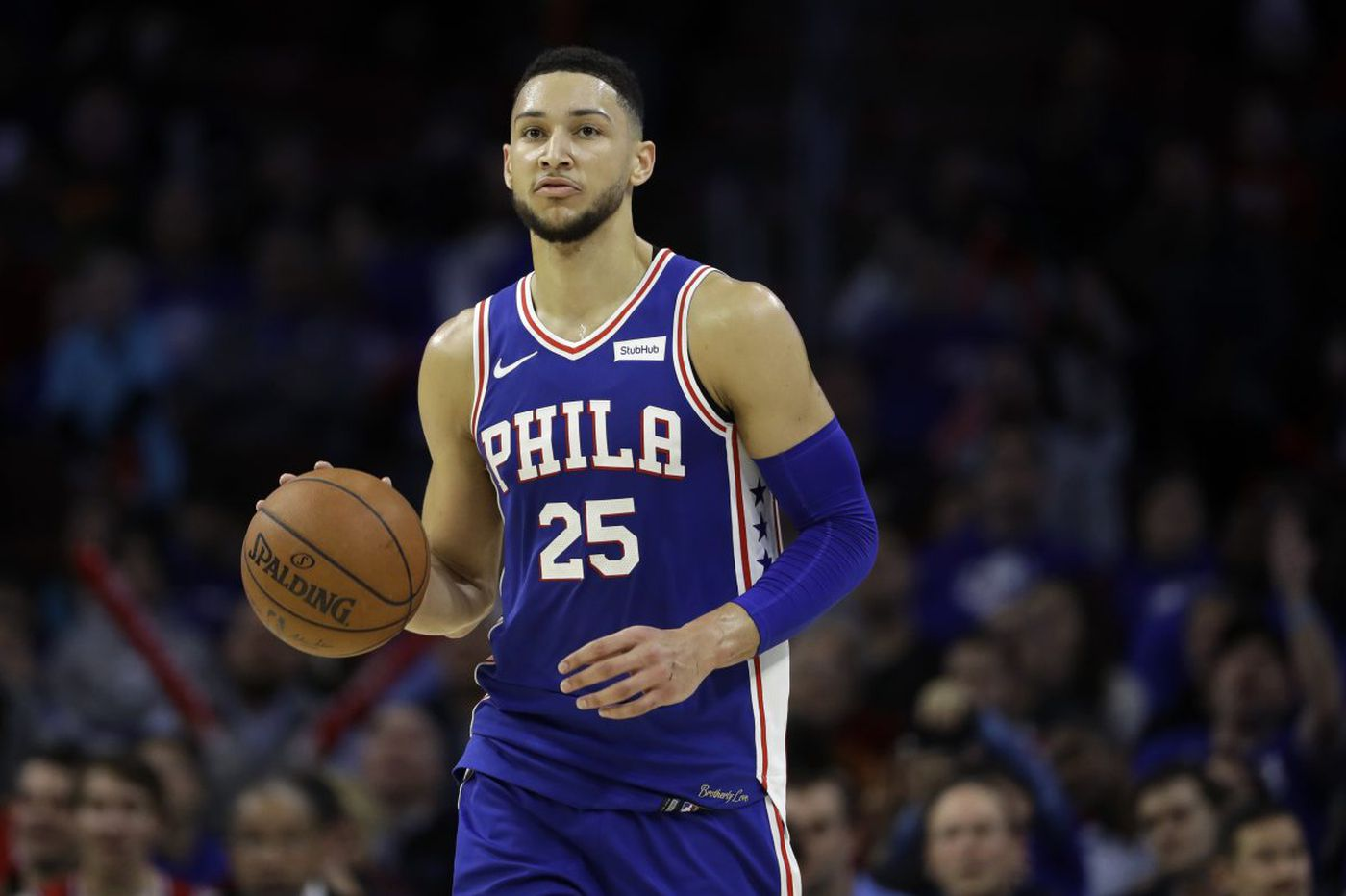 Sixers' Ben Simmons shows support for March for our Lives: 'I don't believe anyone should have to worry about somebody coming in and shooting up a place'