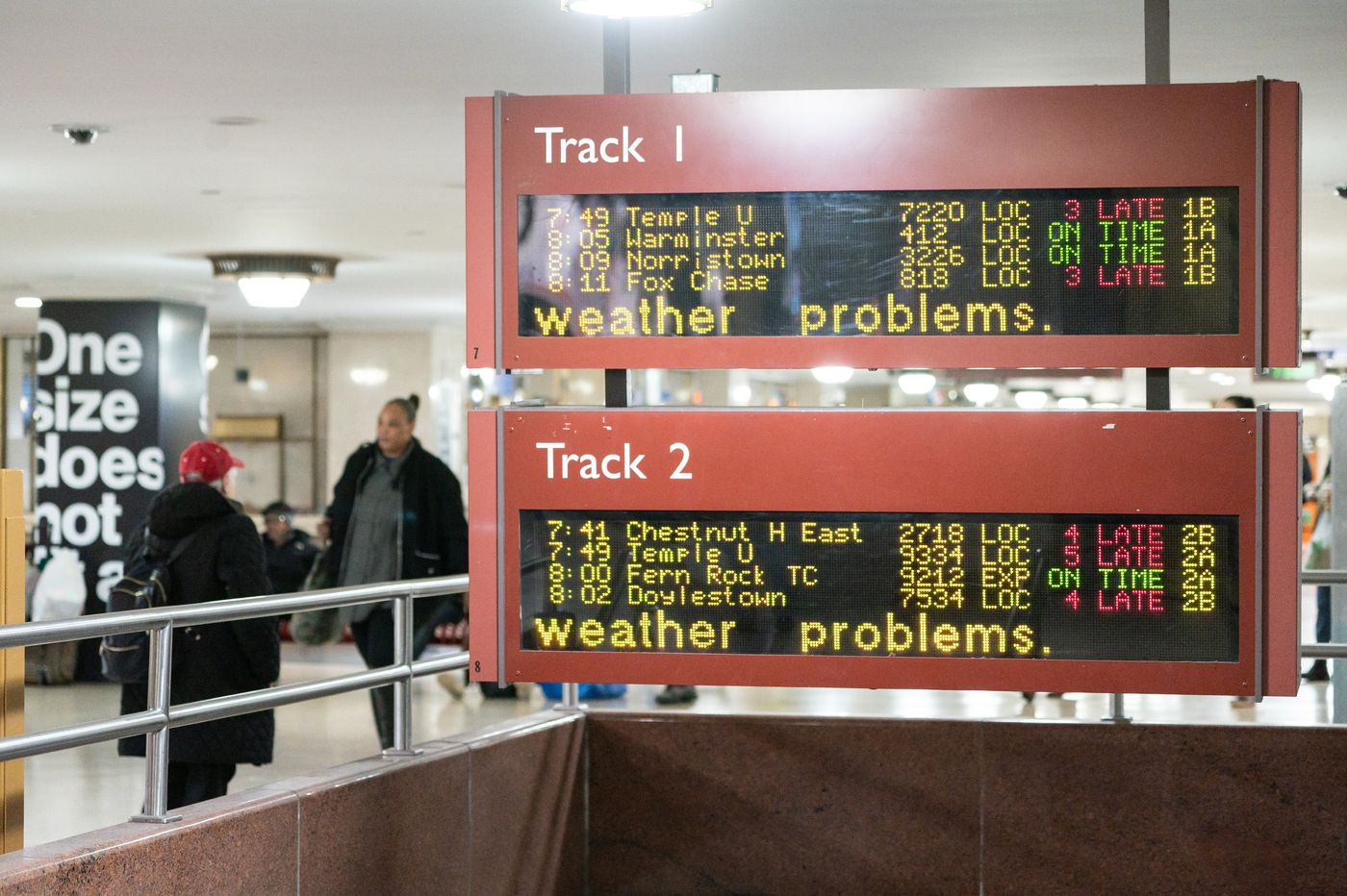 Winter storm aftermath: SEPTA Paoli-Thorndale line resumes service, I-78 reopens