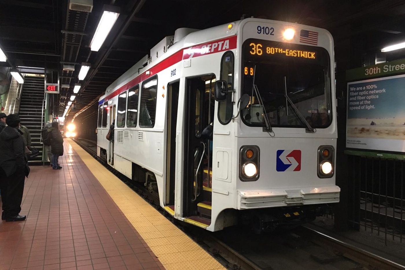 SEPTA trolley tunnel closing for maintenance this weekend