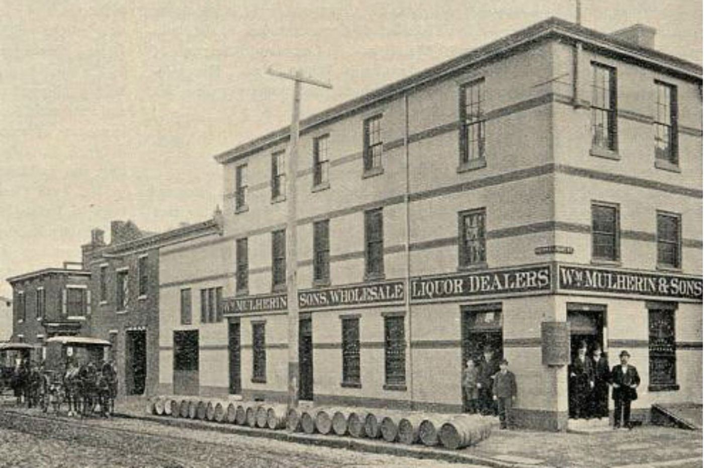 Why Wm. Mulherin's Sons building reflects Fishtown's boozy boom