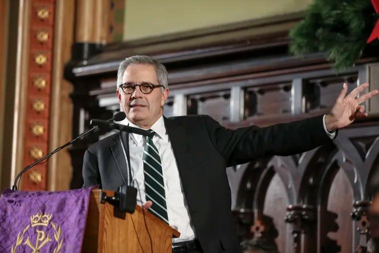 District Attorney Larry Krasner.