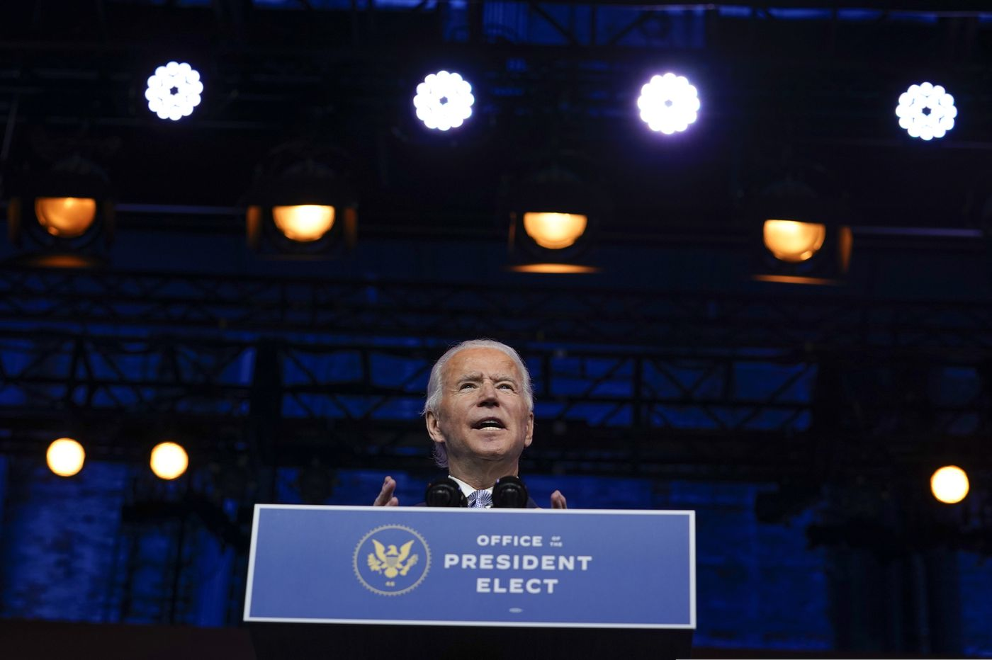 President-elect Biden signals stark shift with new national security team