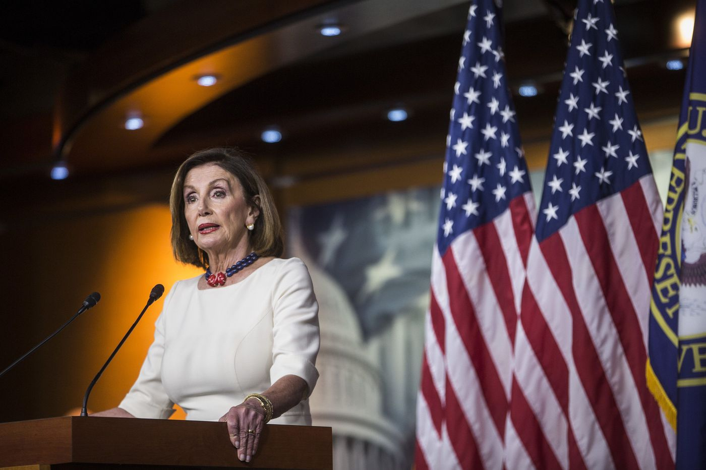The rough transcript makes it clear that Democrats got ahead of the evidence | Marc Thiessen
