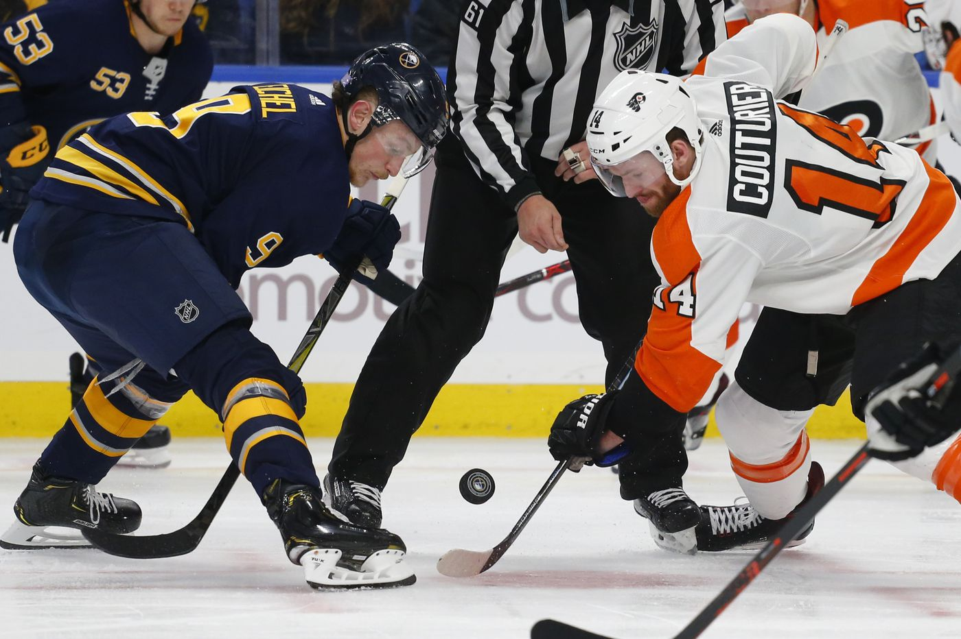 Flyers hope to fix some things on long road trip to Buffalo, Winnipeg, Calgary, Edmonton and Vancouver