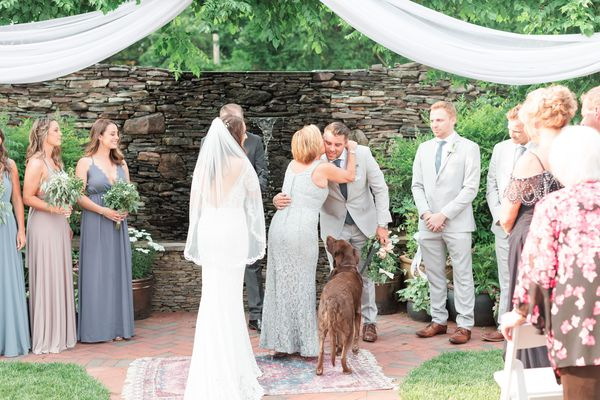 Weddings: Alexis Laursen and Dylan Clifford of Chadds Ford