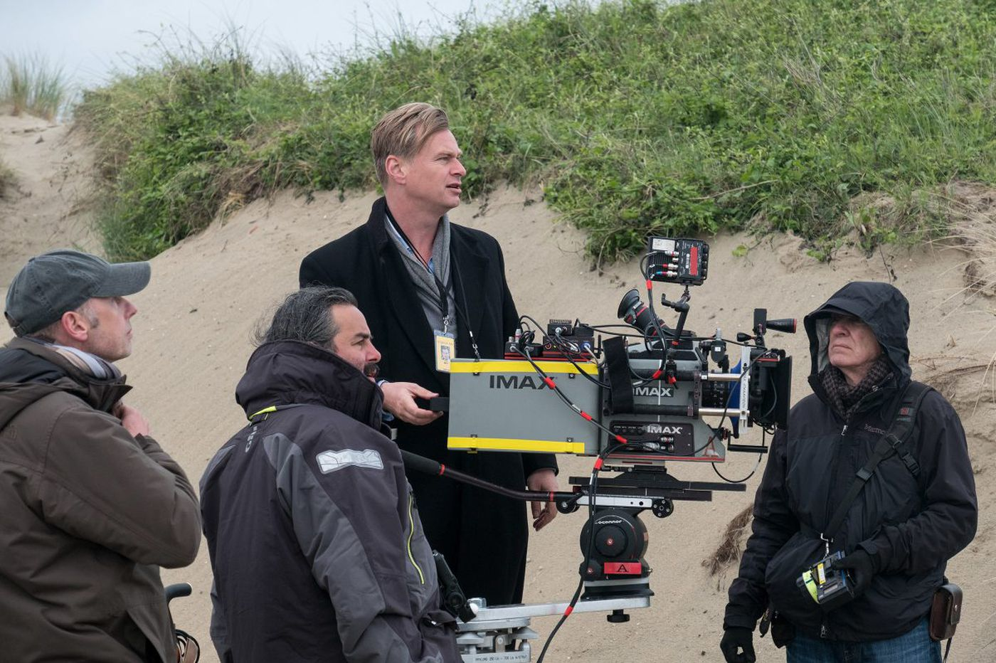 Christopher Nolan wants you to see 'Dunkirk' in 70mm