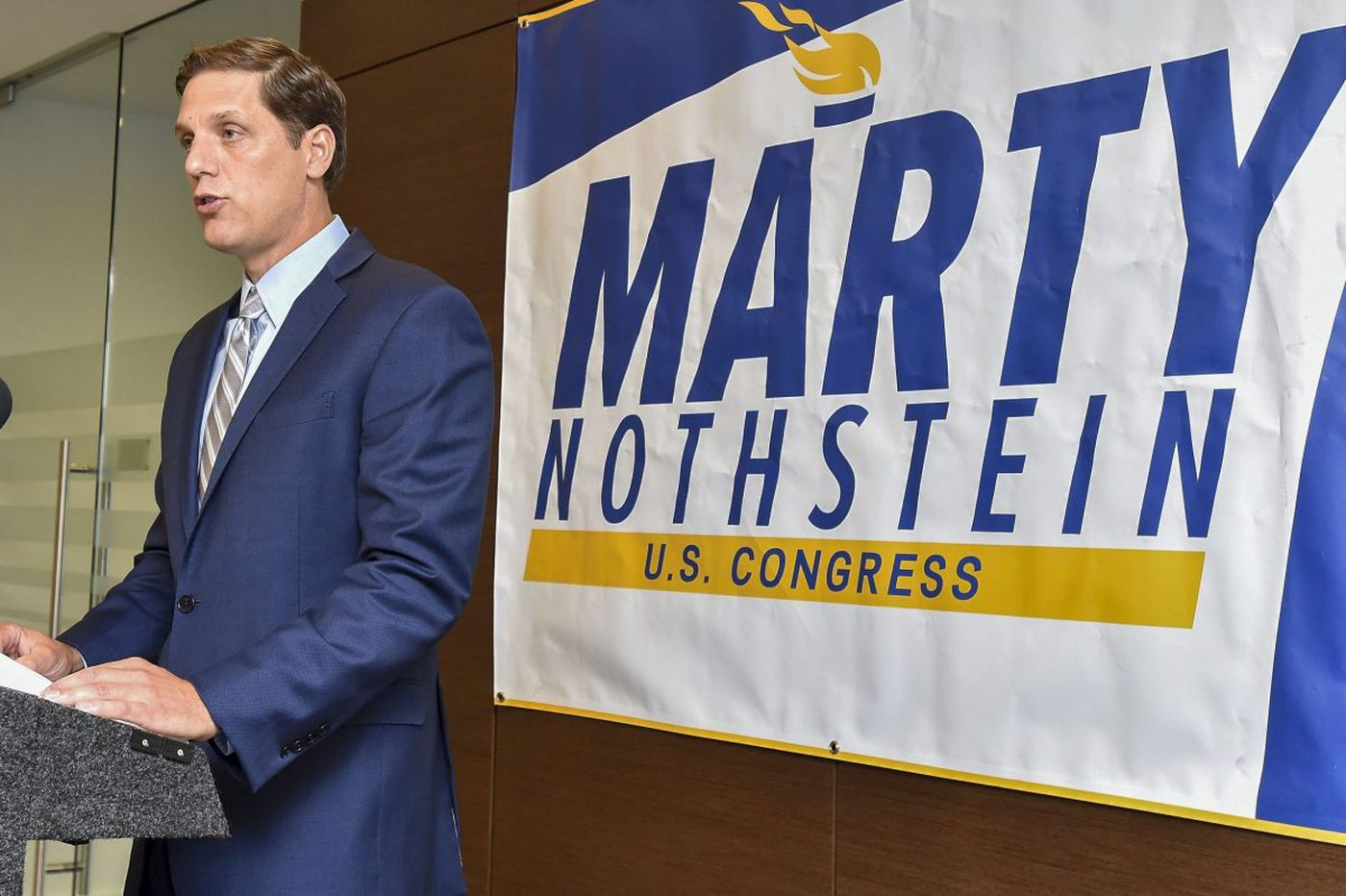 Sexual misconduct accusation, firm denial roil key Pennsylvania congressional race